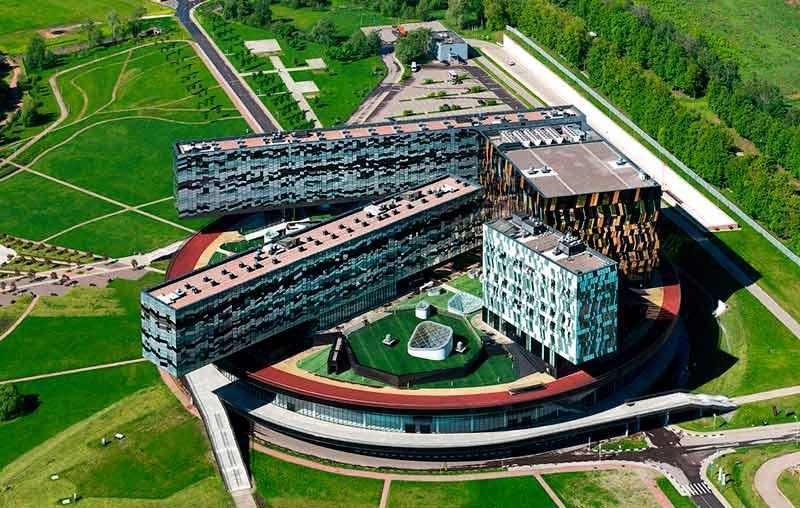 Инновационный центр «Сколково» фото