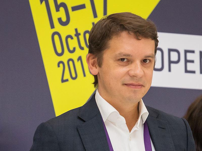 Председатель фонда в Сколково