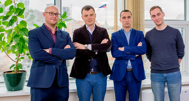 """Команда ДВ-представительства Фонда """"Сколково"""""""