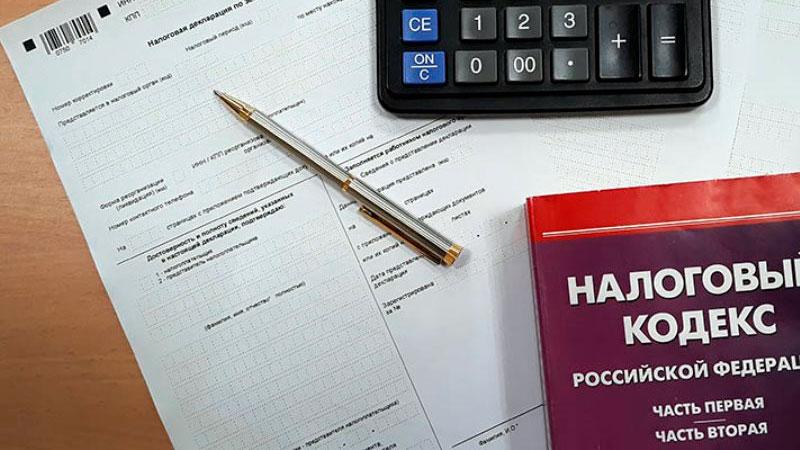 Налоговая отчетность в Сколково