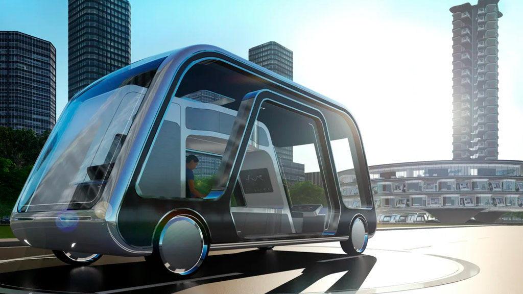 Наземный транспорт - атлас профессий будущего