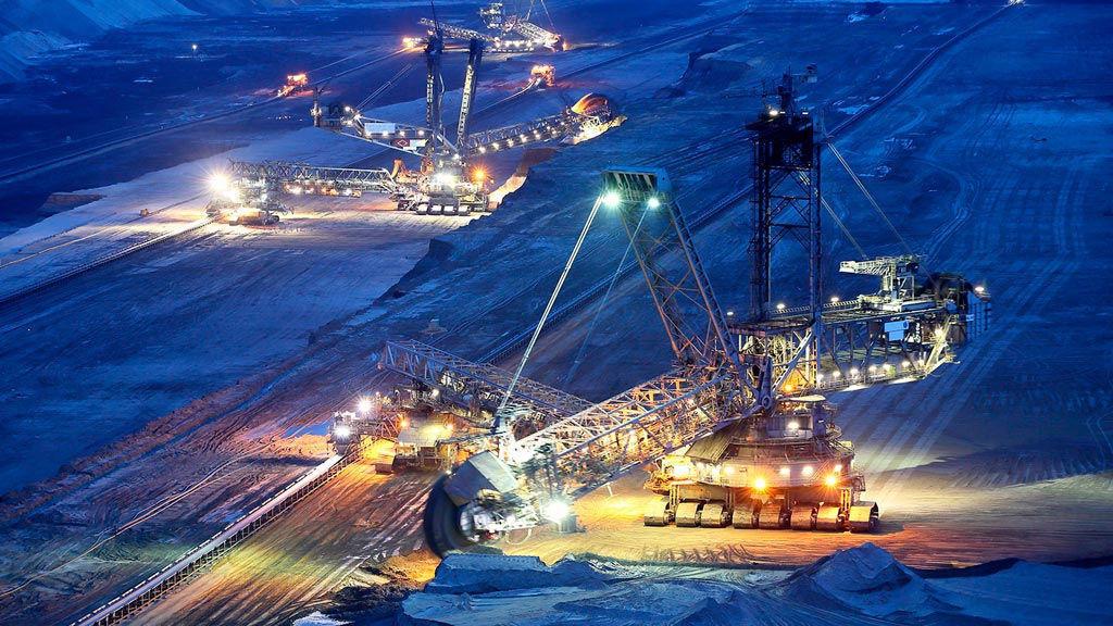 Добыча полезных ископаемых - атлас профессий будущего