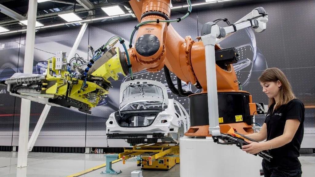 Робототехника и машиностроение