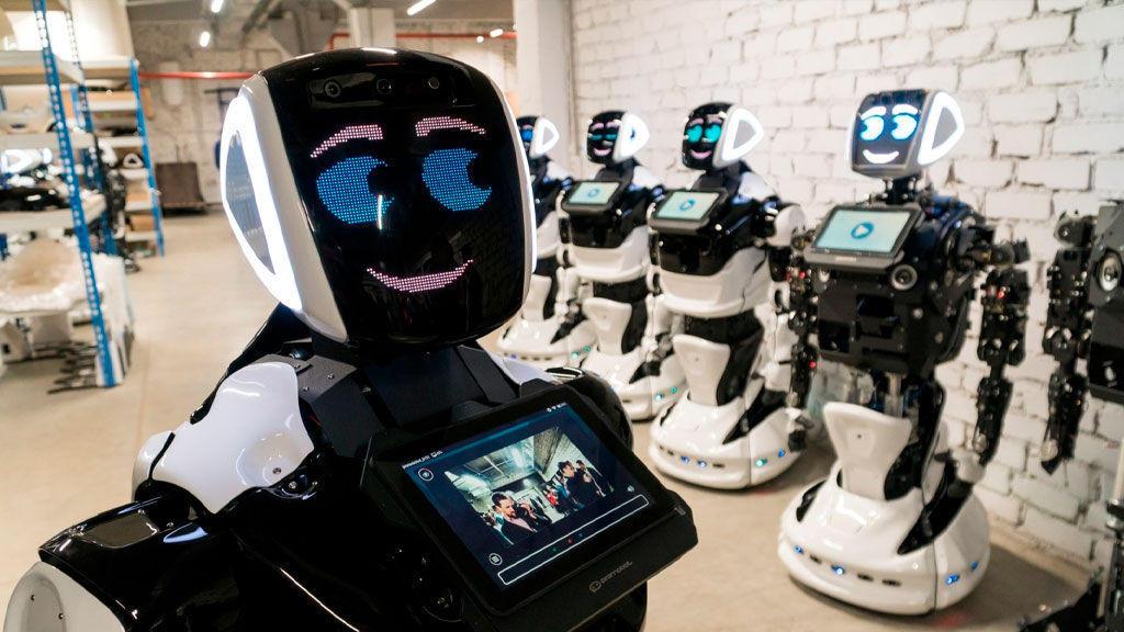 Новые проекты от резидента «Сколково»: теперь моделировать человекоподобных роботов и разрабатывать искусственную кожу будут во Владивостоке
