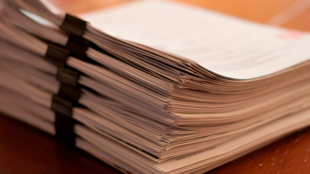 Необходимые документы для Сколково
