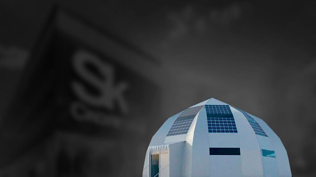 Арктический дом – новый проект, разработанный резидентом Сколково