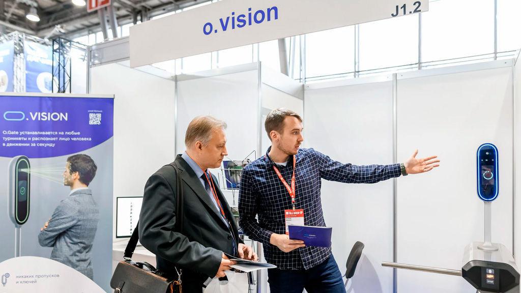 презентация o.vision