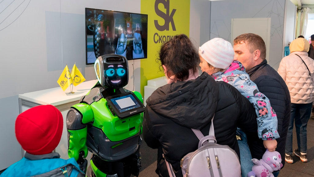 Робот-помощник от Промобот